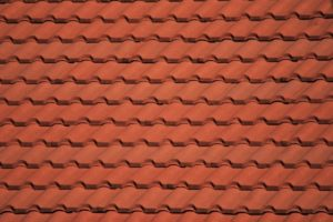 roof tiles look similar to shingles, but they're not entirely the same
